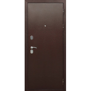 Дверь входная Стелла 11,5 см орех классический