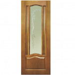 Дверь Гамма орех темный