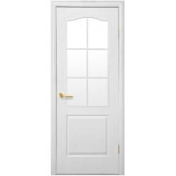 Дверь грунтовая