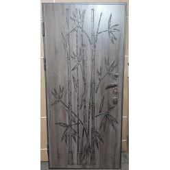 Дверь входная Бамбук