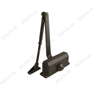 Доводчик дверной до 120 кг