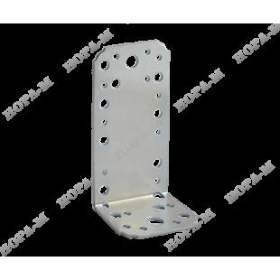 Уголок крепежный ассиметричный УКА-55 Ц